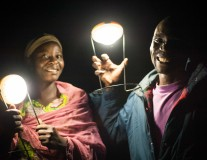 For two Kenyan farmers, solar lamps benefit every part of life